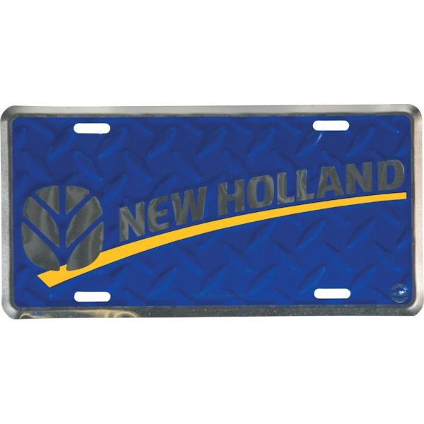 Schild ?Logo New Holland