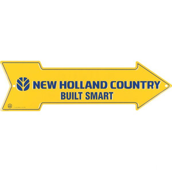 Schild ?New Holl. Country Pfei