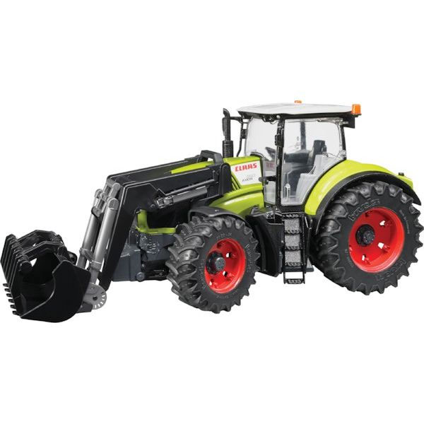 Claas Axion 950 mit Frontlader 03013